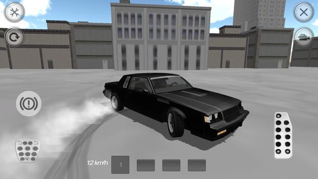 Speed Muscle Car Driver screenshot 1