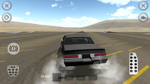 Speed Muscle Car Driver screenshot 2