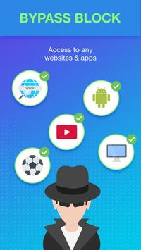 Surf VPN Private Internet Access & IP Changer apk screenshot