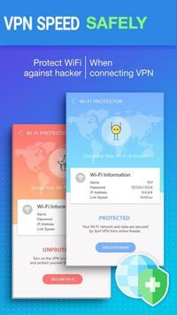 VPN SPEED تصوير الشاشة 5