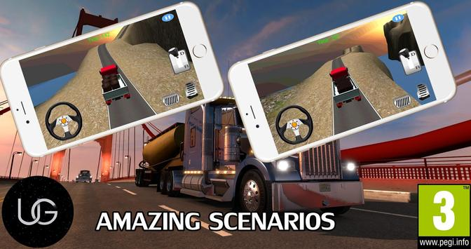 Cargo Truck Driver apk screenshot