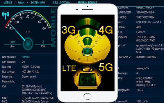Which Broadband Speed Checker Simulator apk screenshot