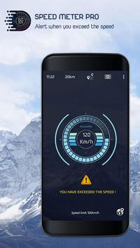 Easy Speedometer Offline - GPS Speed Odometer screenshot 5