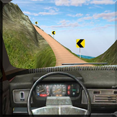 Mountain Driving Climb icon