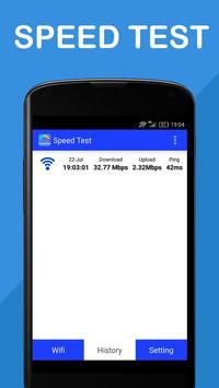 Speed Test apk screenshot