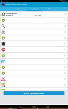 Speed Memory Security Booster screenshot 10