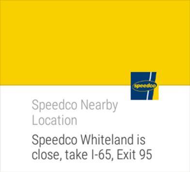 Speedco screenshot 4