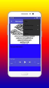 Al Barzanji Mp3 Dan Pengertianya apk screenshot
