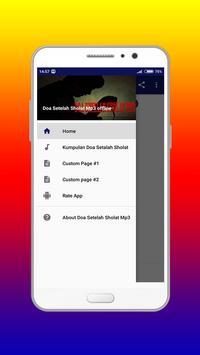 Doa Setelah Sholat Mp3 Merdu Terbaru Offline screenshot 1