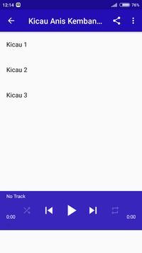 Master Kicau Anis Kembang Ngerol apk screenshot