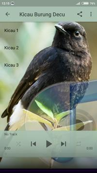 Kicau Burung Decu apk screenshot