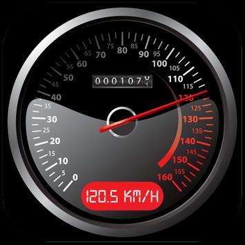 GPS speedometer,Digital odometer-Bike speedometer screenshot 1