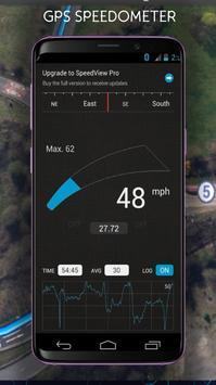 Gps Speedometer KPH & Odometer screenshot 1