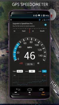 Gps Speedometer KPH & Odometer screenshot 2
