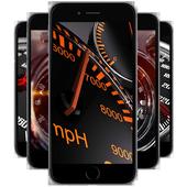 Speedometer Wallpapers icon