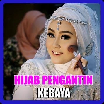 Model Hijab Pengantin Kebaya 2018 poster