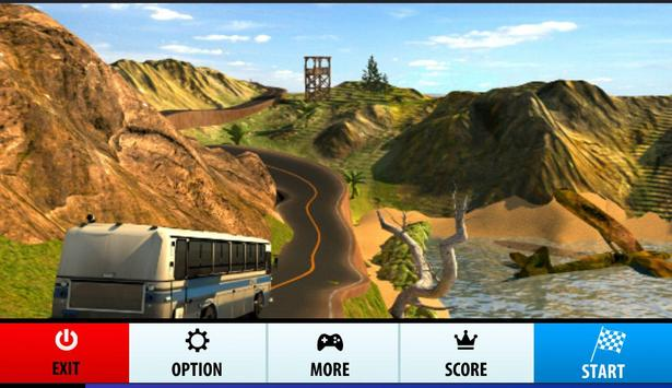 Real Bus Driver Simulator poster