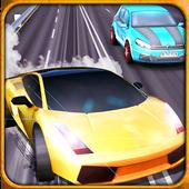 Speed Traffic Car Racing 2017 icon