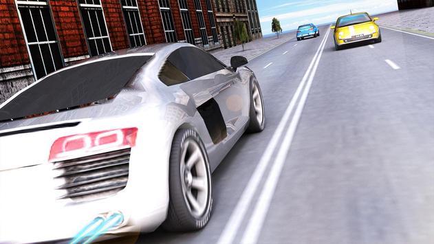 Speed Traffic Car Racing 2017 screenshot 3