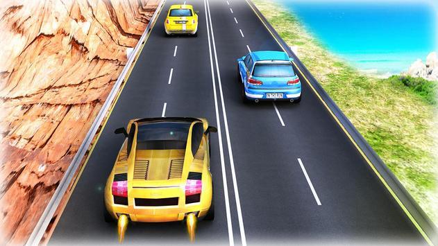 Speed Traffic Car Racing 2017 poster
