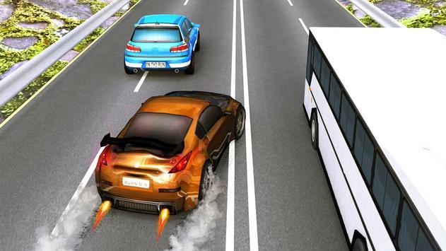 Speed Traffic Car Racing 2017 screenshot 7