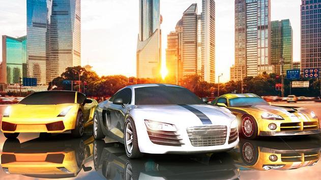 Speed Traffic Car Racing 2017 screenshot 4