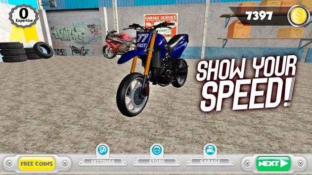 Speed Rider - Moto Game apk screenshot
