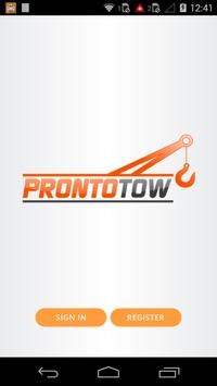 ProntoTow poster
