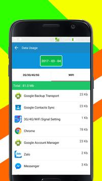 3G, 4G, WiFi Signal Setting screenshot 4
