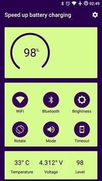 speed up battery charging apk screenshot