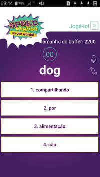 Aprender Inglês 50000 palavras screenshot 1