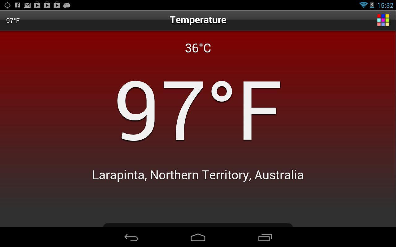 Temperature Free For Android