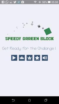 Speedy Green Block screenshot 3