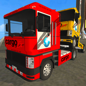 Euro Truck Chase: Skate car-Cop icon