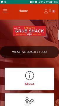 Speedy Grub Shack apk screenshot