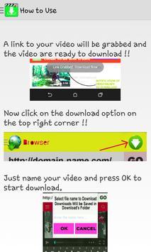 Fast Dowload Videos Pro screenshot 3