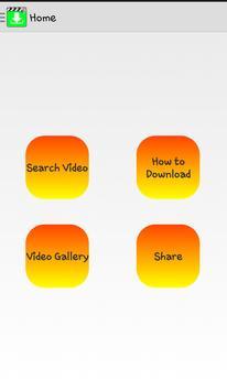 Fast Dowload Videos Pro poster