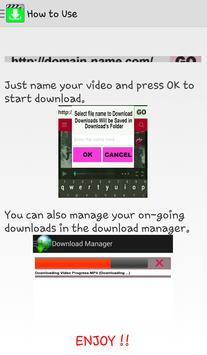 Fast Dowload Videos Pro screenshot 4