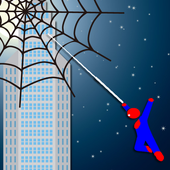 Spider Climber - Rope Swing icon