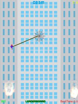 Spider Climber - Rope Swing apk screenshot