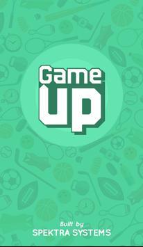 GameUP poster