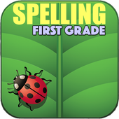 Practice Spelling for grade 1 icon