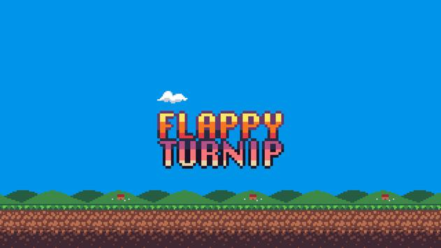 Flappy Turnip apk screenshot
