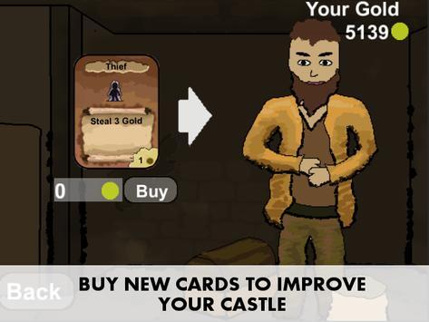 Castle Cards screenshot 1
