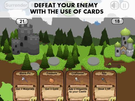 Castle Cards screenshot 3