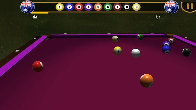 Snooker League Pool Master apk screenshot