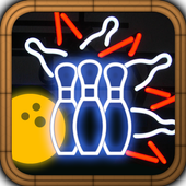 Real Bowling Crazy King 3D icon