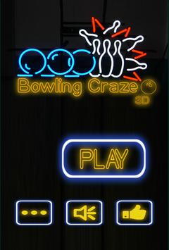 Real Bowling Crazy King 3D poster