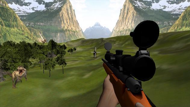 Dinosaur Jungle Shooting apk screenshot