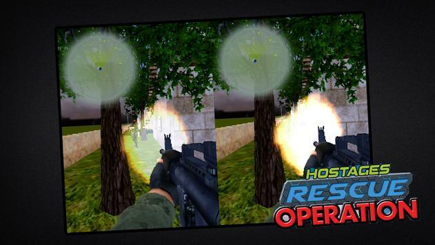 VR Hostages Rescue Operation apk screenshot